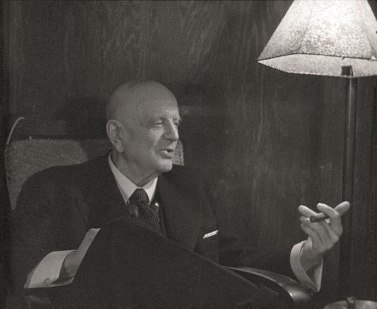 JEAN SIBELIUS AT HOME - AHO & SOLDAN COVER PHOTO