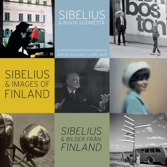 SIBELIUS & IMAGES OF FINLAND, ACADEMIC BOOKSTORE, HELSINKI, FINLAND